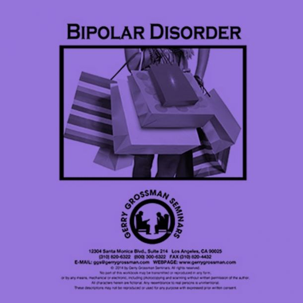 Bipolar Disorder Online Text-based Home Course (3 CE)