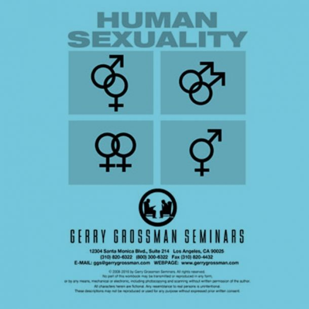 Human Sexuality Online Text-based Home Course (10 CE)