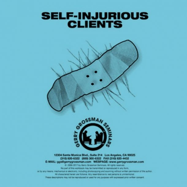 Self-Injurious Clients Online Text-based Home Course (3 CE)