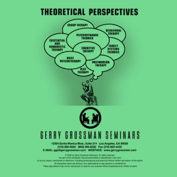 Theoretical Perspectives Online Text-based Home Course (7 CE)