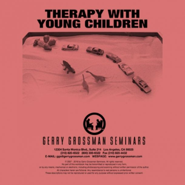 Therapy with Young Children Online Text-based Home Course (3 CE)