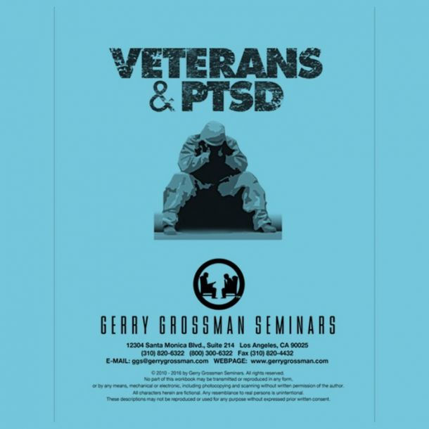 Veterans and PTSD Online Text-based Course (4 CE)