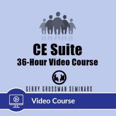 36-Hour CE Suite Video Course