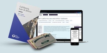 MFT Law and Ethics Exam Prep